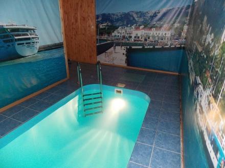 Сауна Зеленая роща Уфа, с бассейном, ул. Зайнаб Биишевой, 1, недорого