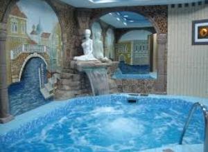 Сауны Уфа с бассейном семейные, новая сауна в Уфе